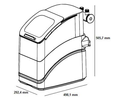 Dedurizator apa Essential 8
