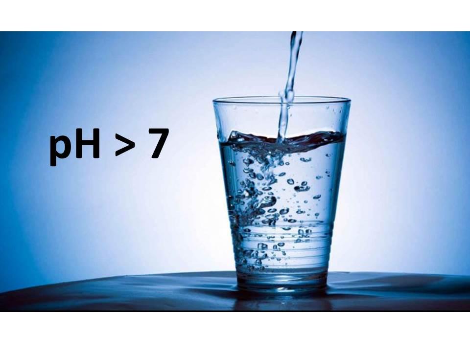 ce este o apa alcalina