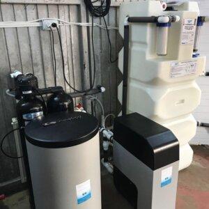 sistem tratare si filtrare apa spalatorii auto